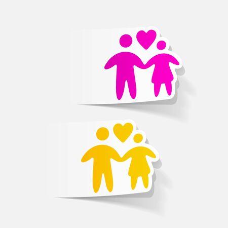 socialization: realistic design element: family