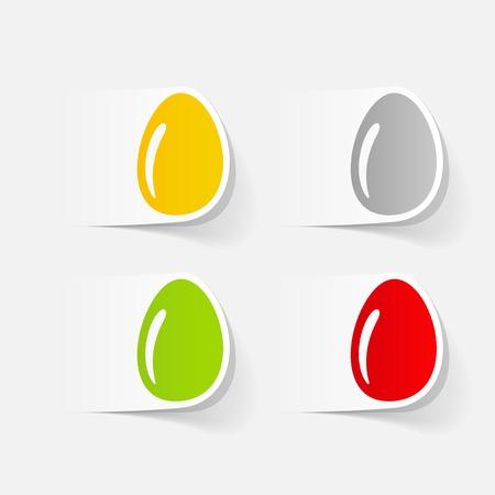 design element: easter egg