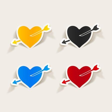 現実的なデザイン要素: 心