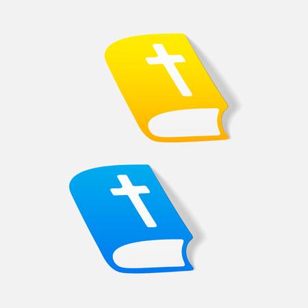 realistic design element: bible