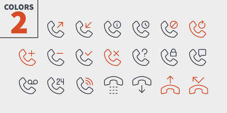 Phones UI Pixel Perfect Well-crafted Vector Thin Line Icons 48x48 Ready for 24x24 Grid for Web Graphics and Apps with Editable Stroke. Simple Minimal Pictogram Part 2-2