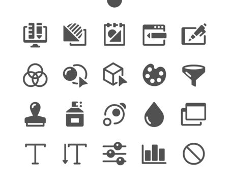 Design v3 UI Pixel Perfect Well-crafted Vector Solid Icons 48x48 Ready for 24x24 Grid for Web Graphics and Apps. Simple Minimal Pictogram