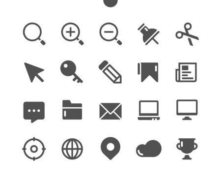 General v2 UI Pixel Perfect Well-crafted Vector Solid Icons 48x48 Ready for 24x24 Grid for Web Graphics and Apps. Simple Minimal Pictogram 向量圖像