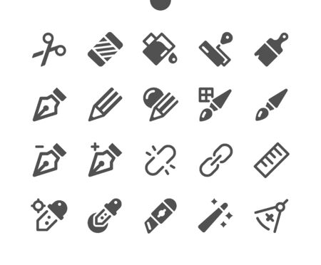 Design v2 UI Pixel Perfect Well-crafted Vector Solid Icons 48x48 Ready for 24x24 Grid for Web Graphics and Apps. Simple Minimal Pictogram