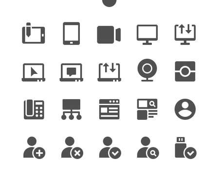 Communication v2 UI Pixel Perfect Well-crafted Vector Solid Icons 48x48 Ready for 24x24 Grid for Web Graphics and Apps. Simple Minimal Pictogram