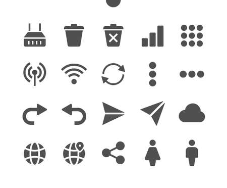 Communication v3 UI Pixel Perfect Well-crafted Vector Solid Icons 48x48 Ready for 24x24 Grid for Web Graphics and Apps. Simple Minimal Pictogram
