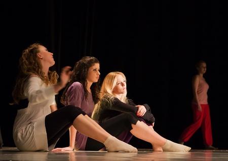 professionalism: CHOOL-THEATRE OF MODERN DANCE POTOKI,DNEPROPETROVSK,UKRAINE ,3  INTERNATIONAL FESTIVAL ADULTS AND CHILDREN-NOVEMBER 2011