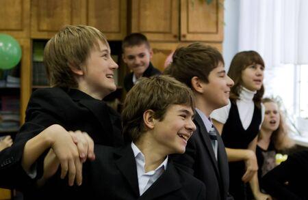 edu: Students of Information Technologies Lyceum, Dnepropetrovsk,Ukraine,educational process - October, 2011.