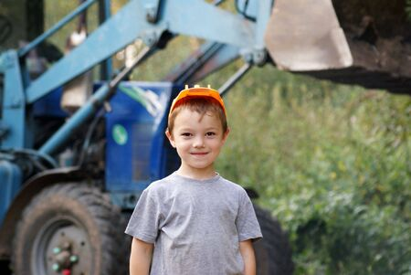 Young worker Stock Photo - 6661559