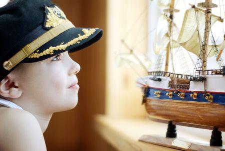Captain Stock Photo - 6661583