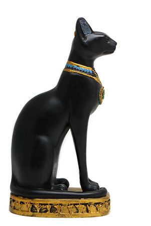 ancient egyptian culture: Egyptian cat