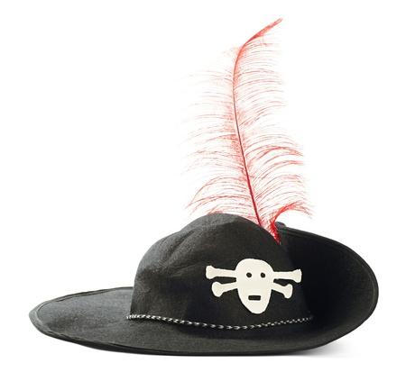 Piraten Hut Standard-Bild