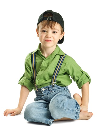 Portrait of young boy Stock Photo - 9167118