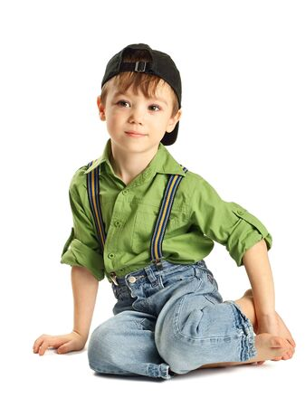 Portrait of young boy Stock Photo - 9167127