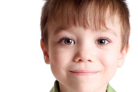 Portrait of young boy Stock Photo - 9167131