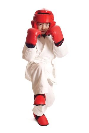 Sportsman boy Stock Photo - 9837689