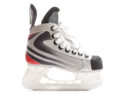 Hockey skate photo