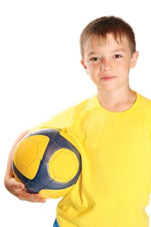 Football player photo