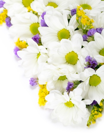 miscellaneous: Bouquet of miscellaneous flowers Stock Photo