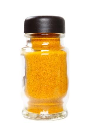 karri: Bottle with seasonings