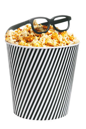 Popcorn box Stock Photo - 12426561
