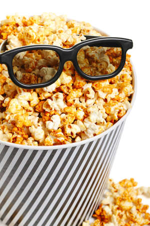 Popcorn box Stock Photo - 12780284