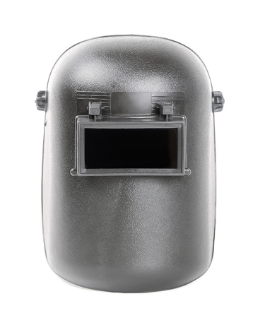 Welding mask Stock Photo