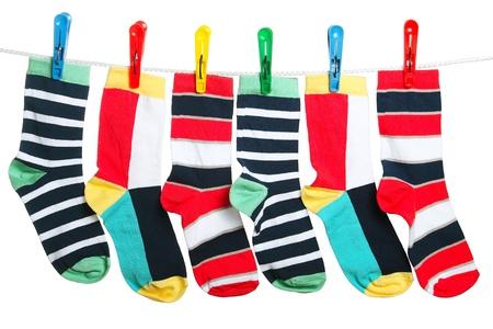 The socks Stock Photo - 12780315