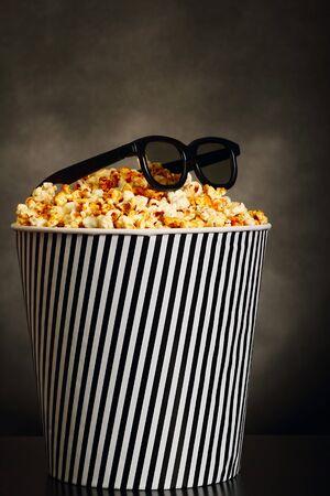 Popcorn box Stock Photo - 13318236