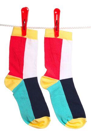The socks Stock Photo - 13318240