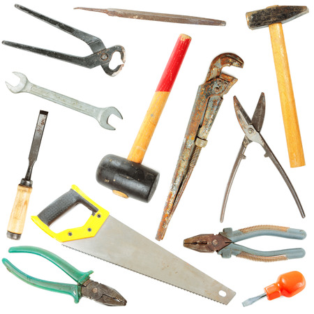 pinchers: The tools