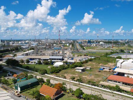 Factory Zone Lanscape