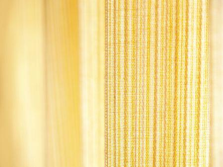 Light-up Curtain Stock Photo