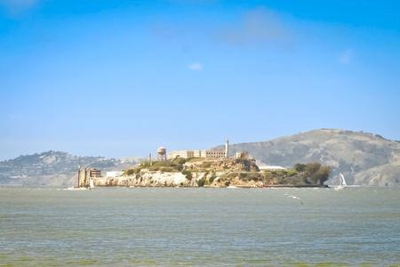 Alcatraz island famous prison in San Francisco  Stock Photo - 11652784