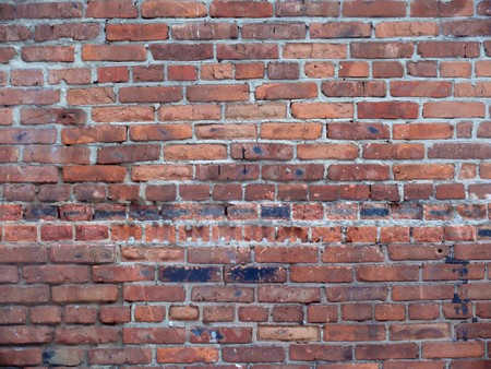 Brick. Texture. Grunge.  Stock Photo