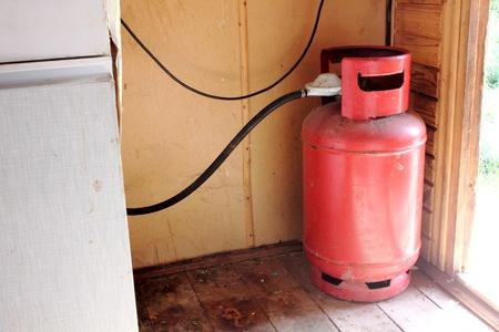 cilindro: Cilindro de gas. Seguridad contra incendios.