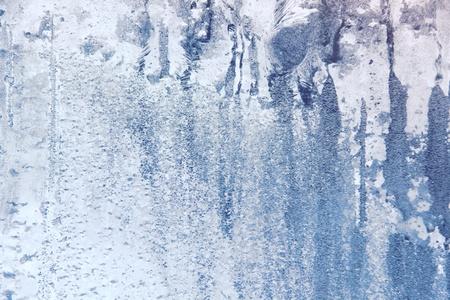 Frosty patterns   photo