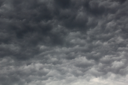 Dark clouds  Texture Stock Photo - 17090320