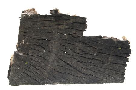 firewood isolated on white background Stock Photo