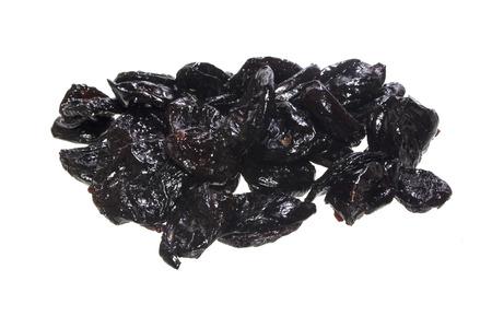 dry fruit isolated on white background