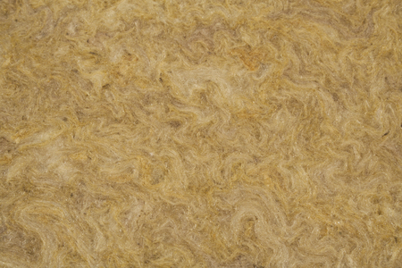 construction wool isolated on white background