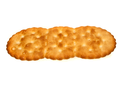 cookie isolated on white background Stock Photo