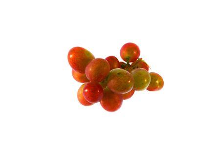 grape isolated on white background 写真素材