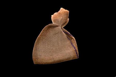 rag bag isolated on white background 版權商用圖片