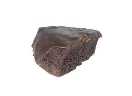cake layers isolated on white background 版權商用圖片