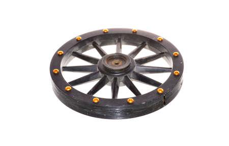 wheel isolated on white background