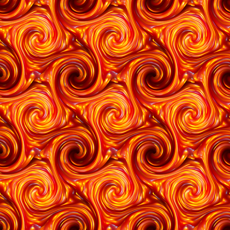 Twirls abstract. Seamless colorful abstract background pattern  photo