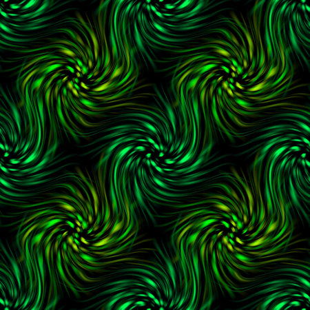tessellate: Twirls abstract. Seamless colorful abstract pattern
