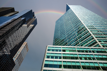 boroughs: Manhattan modern architecture. Manhattan is the most densely populated of the five boroughs of New York City