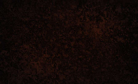 Abstract grunge background. Old dramatic dark brown texture closeup.